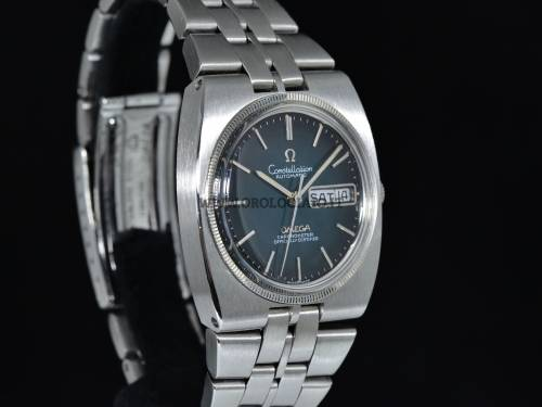 Constellation Automatic Chronometer Day-Date Ref. 168.045 Anni 70 Acciaio