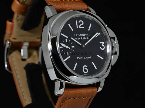 LUMINOR MARINA PAM00001 OP6518 Acciaio, 44 mm., Manuale