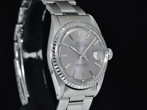 Oyster Perpetual DATEJUST 1603 Acciaio del 1970