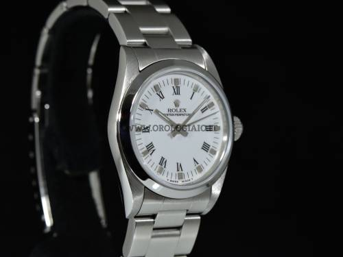 Oyster Perpetual Boy 31 mm. Ref. 67480 Acciaio