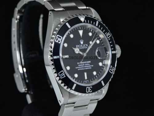 SUBMARINER DATE Ref. 16610 Seriale A