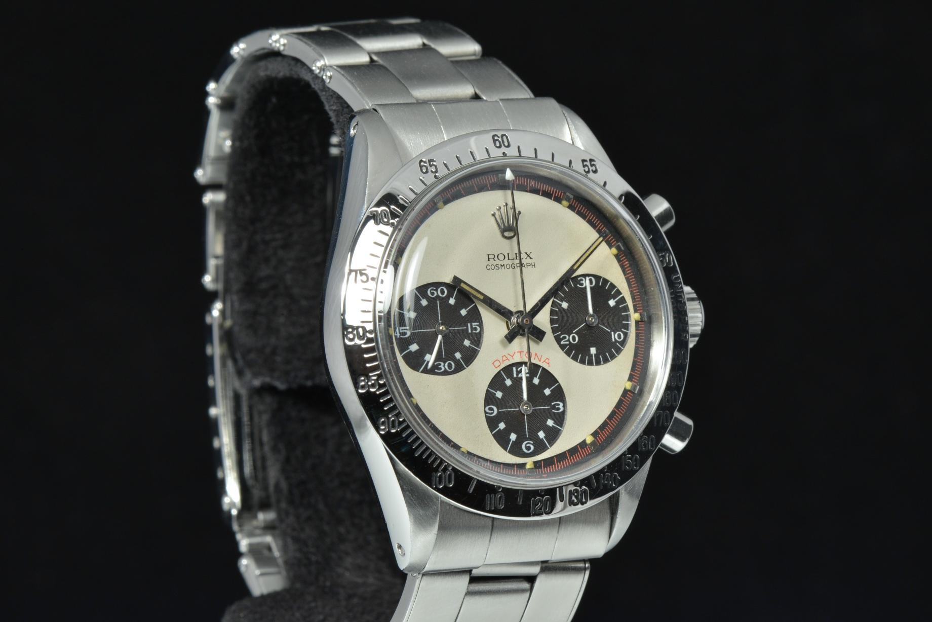 Rolex Daytona 6239 Quadrante Paul Newman